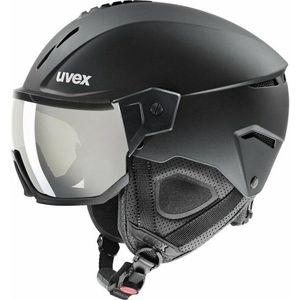 UVEX Instinct Visor Black Mat 56-58 vyobraziť
